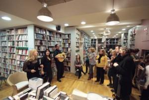 bookshop gig